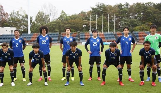 【サッカー】パリ五輪へ向けてU22日本代表発表!超逸材として注目が集まるDFチェイス・アンリ(尚志高)も飛び級で選出